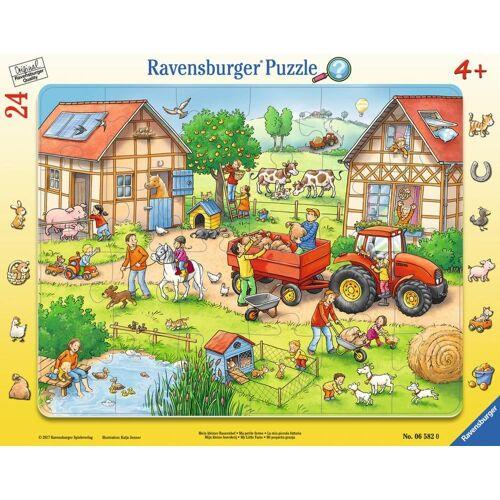 Ravensburger Rahmenpuzzle »Mein Kleiner Bauernhof - Rahmenpuzzle«, 25 Puzzleteile