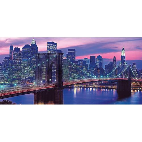 Clementoni® Puzzle »High Quality Collection - New York«, 13200 Puzzleteile, Made in Europe