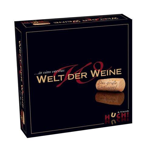 Huch! Spiel, »Welt der Weine«, Made in Germany