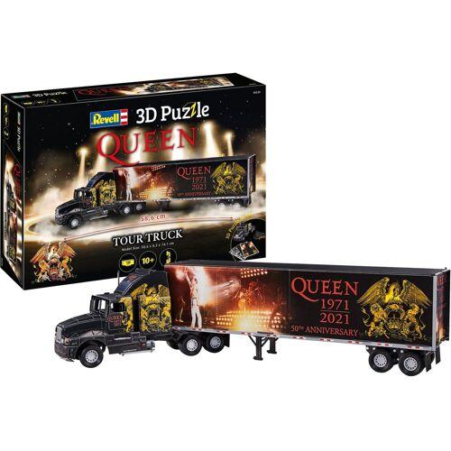 Revell® 3D-Puzzle »Tour-Truck Queen«, 128 Puzzleteile