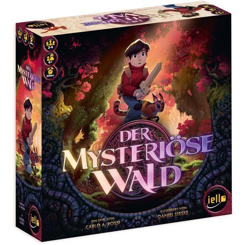 Spiel, »Der mysteriöse Wald«