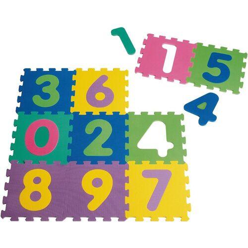 Playshoes Puzzlematte »Puzzlematte 10 teilig«, Puzzleteile