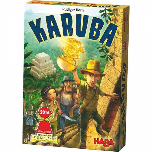 Haba Spiel, »300932 Karuba«