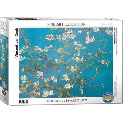 empireposter Puzzle »Vincent van Gogh - Mandelbaum - 1000 Teile Puzzle - Grösse 68x48 cm«, 1000 Puzzleteile