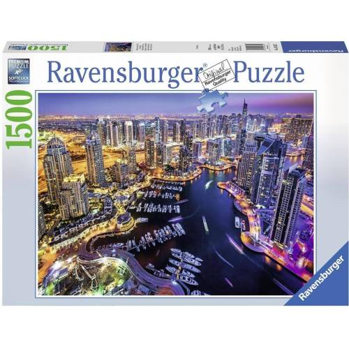 Ravensburger Puzzle »Dubai am Persischen Golf«, 1500 Puzzleteile, Made in Germany