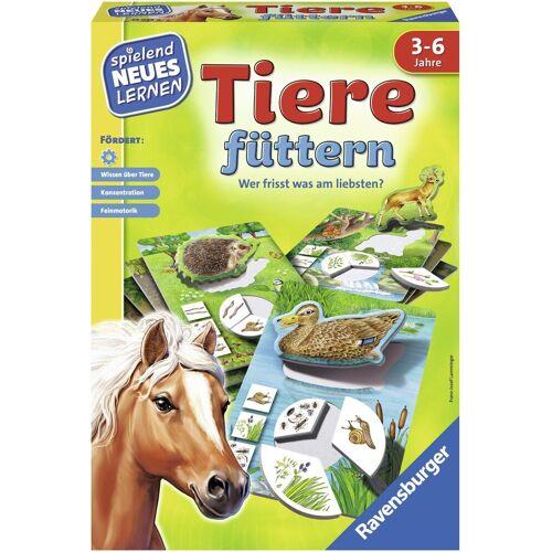 Ravensburger Spiel, »Tiere füttern«
