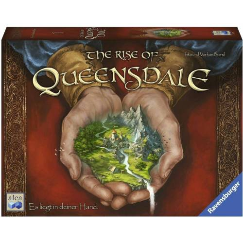 Ravensburger Spiel, »alea, The Rise of Queensdale«, Made in Europe