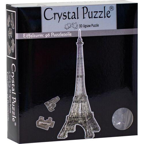 HCM KINZEL 3D-Puzzle »Crystal Puzzle, Eiffelturm transparent«, 96 Puzzleteile