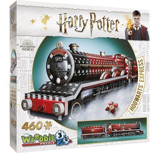 Wrebbit 3D-Puzzle »Hogwarts Express«, Puzzleteile