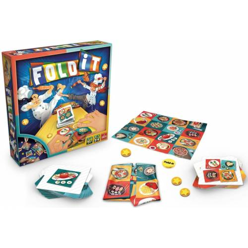 Goliath® Spiel, »Fold-it«