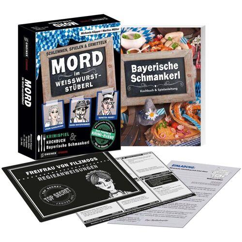 GMEINER Spiel, »Mord im Weisswurst-Stüberl«