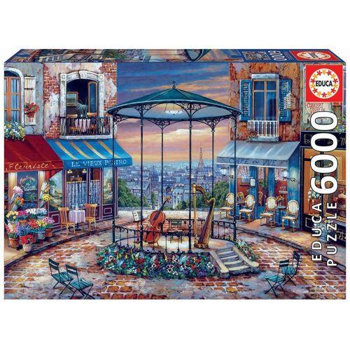 Educa Puzzle »NACHTMUSIK«, 6000 Puzzleteile