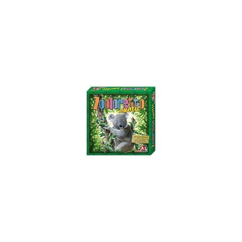 ABACUSSPIELE Spiel, »Zooloretto exotic (Spiel-Zubehör)«