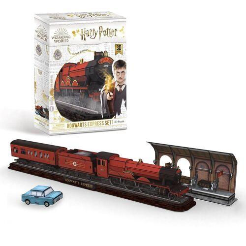 Revell® 3D-Puzzle »Harry Potter Hogwarts™ Express Set«, 180 Puzzleteile