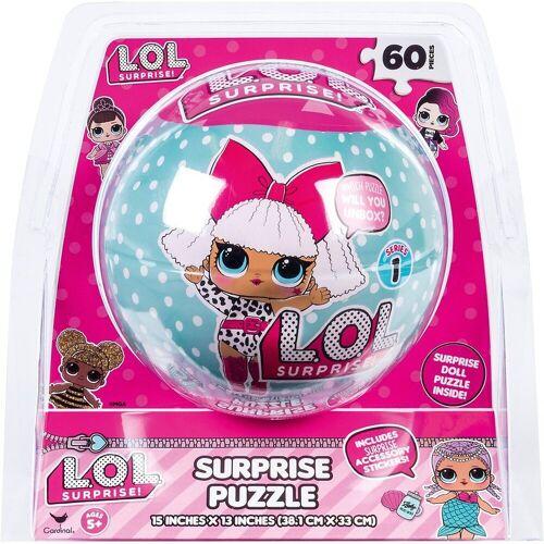 Spin Master Puzzle »LOL Surprise Doll Puzzle, 60 Teile«, Puzzleteile