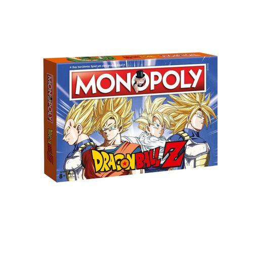 Winning Moves Spiel, Brettspiel »Monopoly Dragonball Z«