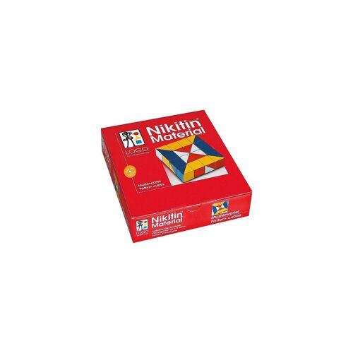 Musterwürfel / Patern cubes (Lernspiel)