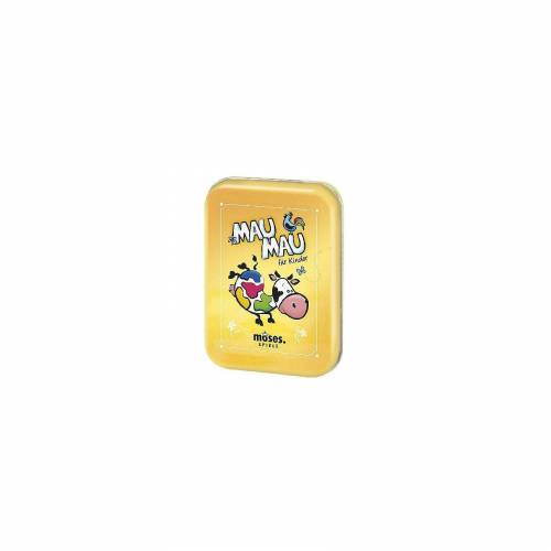 moses Mau-Mau für Kinder (Kinderspiel)