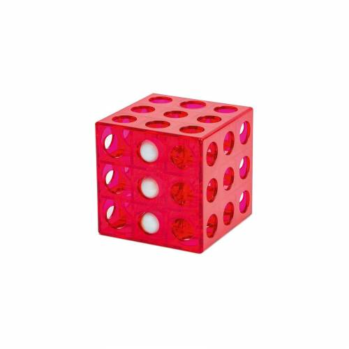 Cube SCube: Labyrinth Cube Beginner - Red