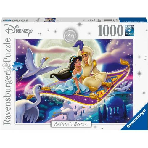Ravensburger Puzzle »Collector`s Edition, Disney 1992 - Aladdin«, 1000 Puzzleteile, Made in Germany, FSC® - schützt Wald - weltweit
