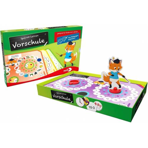 Noris Spiel, »Spaß am Lernen - Vorschule«