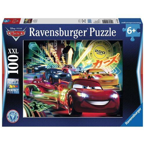 Ravensburger Puzzle »Disney Cars: Neon«, 100 Puzzleteile