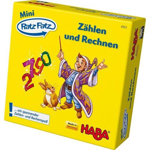 Haba Lernspielzeug »Mini-Ratz Fatz Zählen und Rechnen«