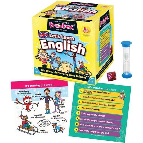 Spiel, Lernspiel »BrainBox, Let's Learn English«