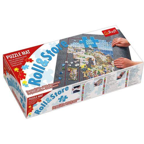 Trefl Puzzlematte »Puzzlematte Roll & Store für 500-3000 Teile«