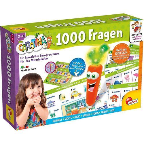 Lisciani Lernspielzeug »Lernstift - Mein großes Quiz 1000«