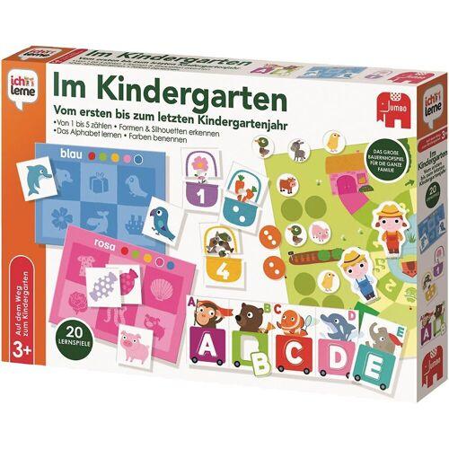 Jumbo Lernspielzeug »Ich lerne - Im Kindergarten«