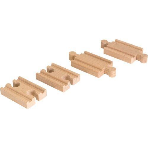 Brio Spielzeug-Eisenbahn »1/4 Ausgleichsschienen Mix«