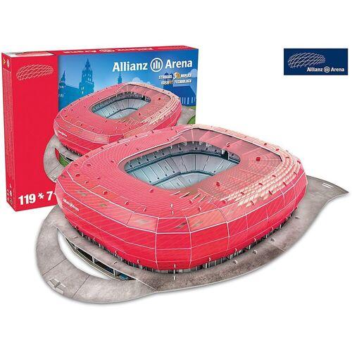 Giochi Preziosi 3D-Puzzle »3D Stadion-Puzzle Allianz Arena München«, Puzzleteile
