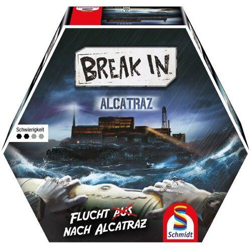 Schmidt Spiele Spiel, »Break In - Alcatraz«
