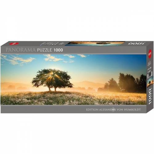 HEYE Puzzle »Puzzle Play of Light, Edition Humboldt, 1000 Teile«, Puzzleteile