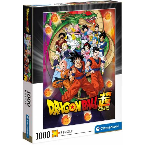 Clementoni® Puzzle »Dragon Ball«, 1000 Puzzleteile, Made in Europe