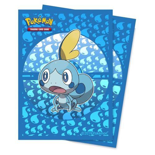 POKÉMON Sammelkarte »Pokémon Sammelkartenspiel - MEMMEON - Standard Kartenhüllen - 65 Stück«