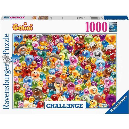 Ravensburger Puzzle »- Ganz viel Gelini - 1000 Teile Puzzl«, 1000 Puzzleteile