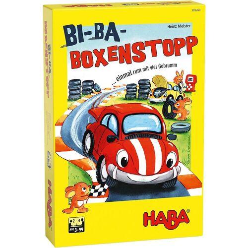 Haba Spiel, »305260 Bi-Ba-Boxenstopp«