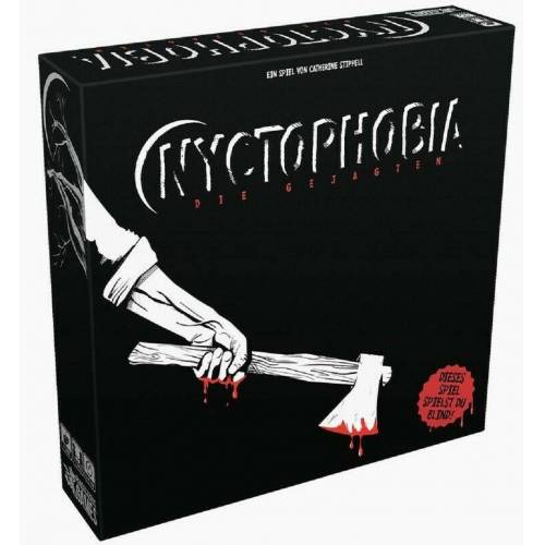 Asmodee Spiel, »Nyctophobia - Brettspiel (DE), für 3 bis 5 Spieler, ab 9 Jahren Neu«