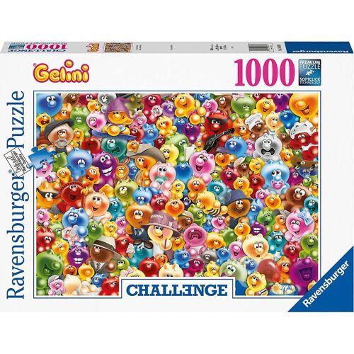 Ravensburger Puzzle »Ganz viel Gelini, 1.000 Teile«, Puzzleteile