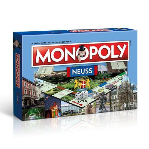 Winning Moves Spiel, Brettspiel »Monopoly Neuss«