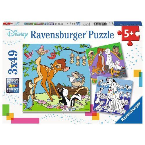 Ravensburger Puzzle »Mickey Maus Disney Freunde«, 147 Puzzleteile
