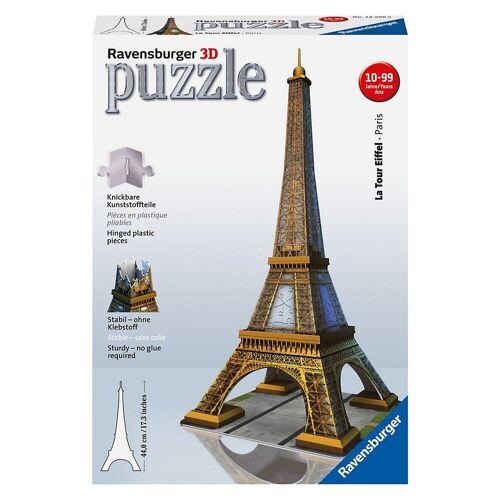 Ravensburger 3D-Puzzle »3D-Puzzle, H44 cm, 216 Teile. Eiffelturm«, Puzzleteile