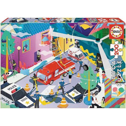 Educa Puzzle »Puzzle Assistance Services, 200 Teile«, Puzzleteile
