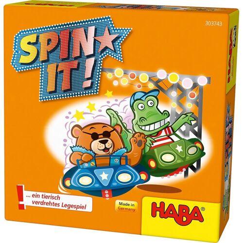 Haba Spiel, »Spin it! (Mini-Mitbringspiel)«