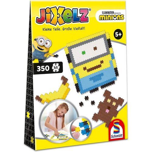 Schmidt Spiele Puzzle »Jixelz Puzzle Minions 350 Teile«, Puzzleteile