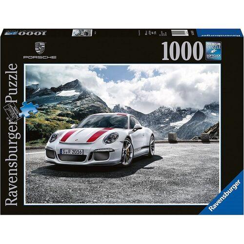Ravensburger Puzzle »- Porsche 911 R, 1000 Teile Puzzle«, 1000 Puzzleteile