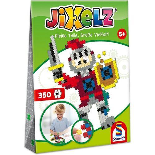 Schmidt Spiele Puzzle »Jixelz Puzzle Ritter, 350 Teile«, Puzzleteile