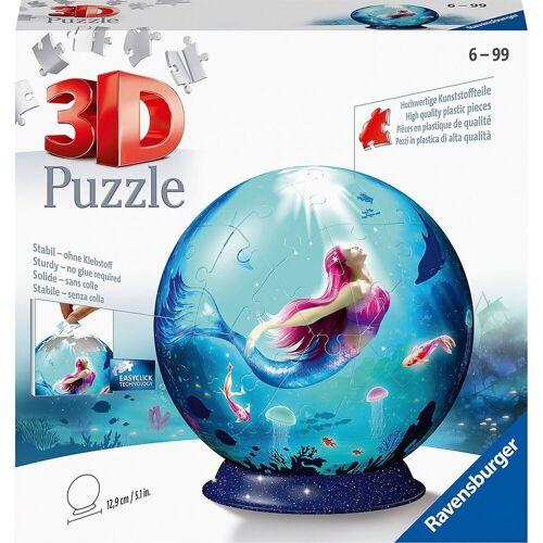 Ravensburger Puzzle »Puzzle Bezaubernde Meerjungfrauen, 72 Teile«, Puzzleteile